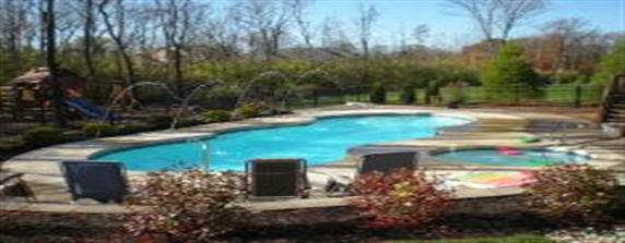 Extra large small fiberglass pools san juan pools for Pool dealers